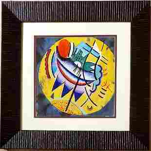 Wassily Kandinsky Abstract Russian French Geometric