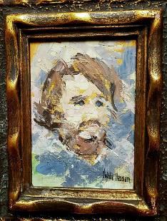 Frederick Childe Hassam American Impressionist Portrait