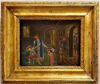 Sir Anthony van Dyck King Charles I Prisoner 17-18th C.