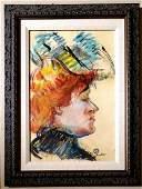 Henri de Toulouse Lautrec Impressionist French Women