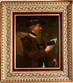 Rembrandt Harmenszoon van Rijn School 17th-18th C Oil C
