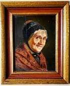Francisco de Goya y Lucientes Female Portrait 19thC Oil