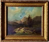 Claude Monet Impressionist Oil Canvas French Landscape