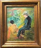 Claude Monet French Impressionist Landscape Male Female