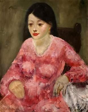 Pierre Auguste Renoir French Portrait Female Women