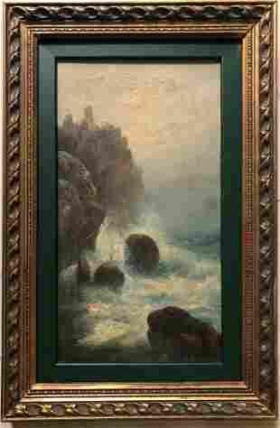 Claude Monet Landscape Seascape French Impressionist