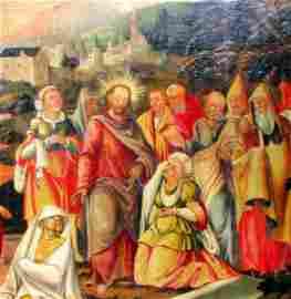 Old Master Painting of Hans Sch�ufelein School