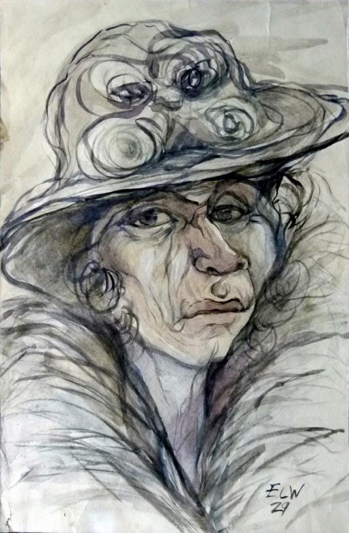 Elfriede Lohse Wächtler 1899-1940