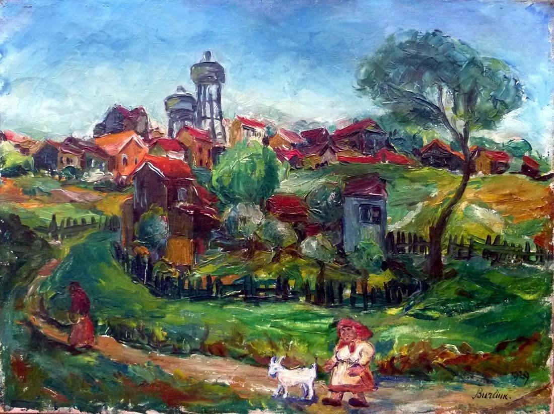David Burliuk 1882-1967