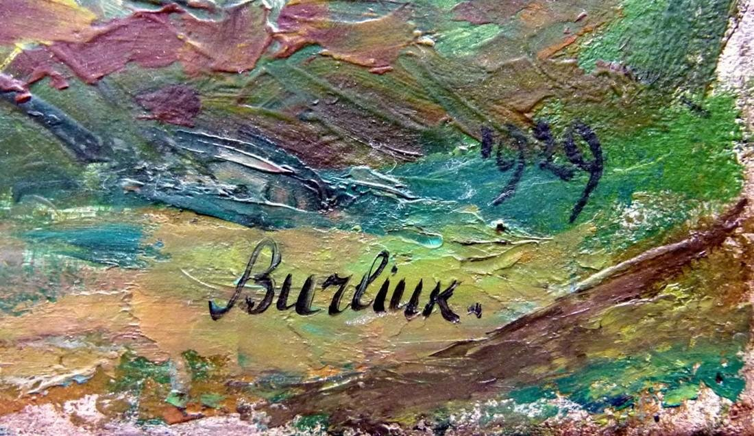 David Burliuk 1882-1967 - 2