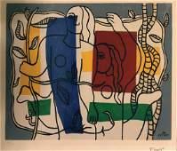 After Fernand Leger (1881-1955)