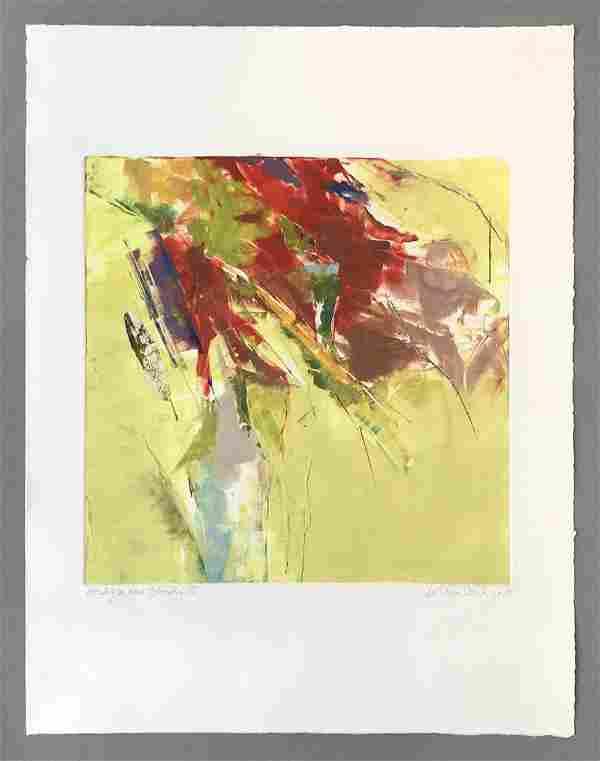 Maxine Davidowitz, 'Hedgerow Study 3'