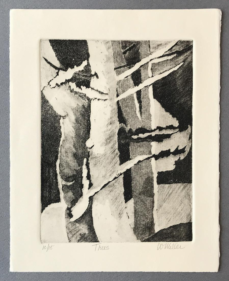 Wilma Miller, 'Trees'