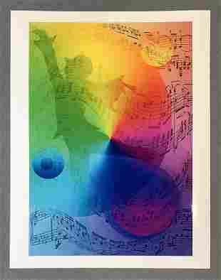 Jerome Goldberg, 'Dance to the Music'