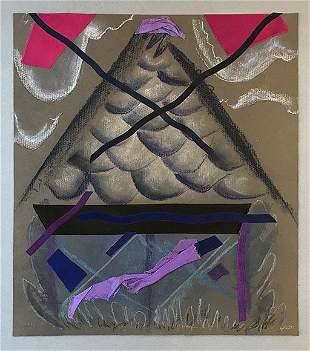 Wendy Faris, 'Spirit House - Cloudy Day'