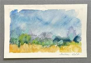 Barbara Holt, 'Valley Canyon'