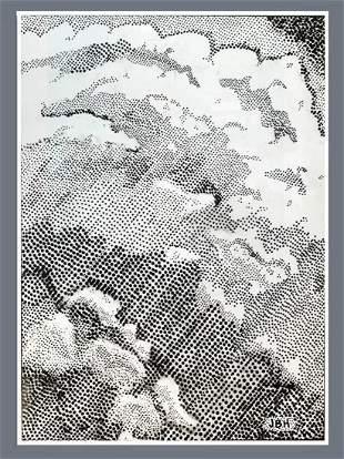 Jeff Helmuth, 'Clouds'