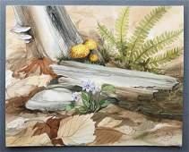 Bobby Blitzer, 'Forest Floor'