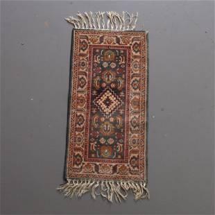 4 Mats Incl Turkish Prayer Rug