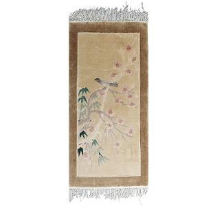 Chinese Nichols Style Mat c1930