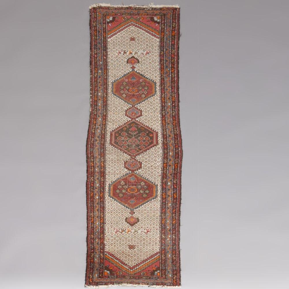 Antique Persian Serab Village Oriental Rug Runner