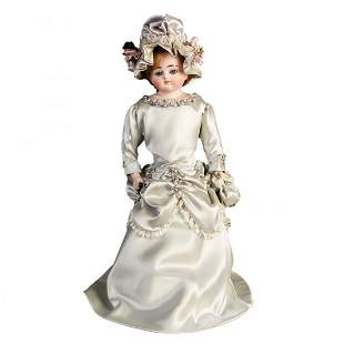 "*Antique CM Doll, 18"""