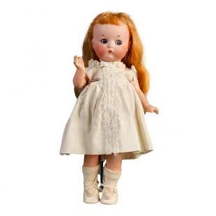 "*Rare Antique German ""Just Me"" CM Doll, 10""h"