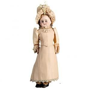 "*Antique CM French Fashion Doll, 21""h"