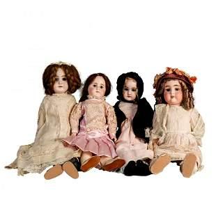 Antique Dolls incl CM, OM, Germany