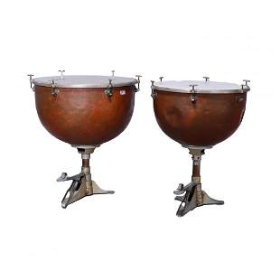 Set RMC Ludwig Concert Grand Timpani Kettle Drums
