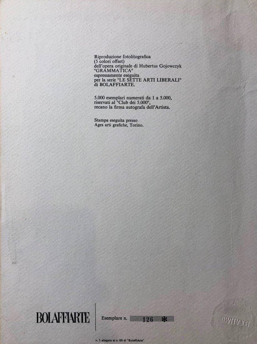GOJOWCZYK HUBERTUSGrammatica - 2