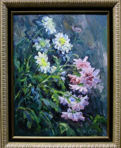 11A: OIL ON BOARD, GUTTORN OTTO, CANADIAN