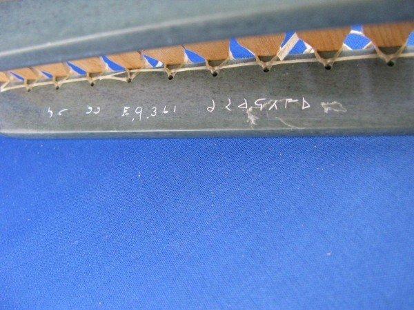 9F: SERPENTINE STONE SLEIGH SIGNED - 2