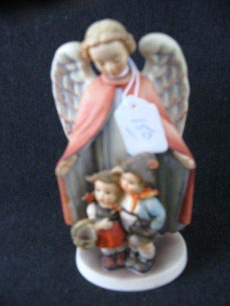 150: HUMMEL ARCHANGEL WITH CHILDREN