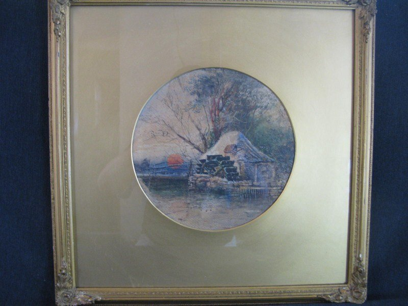 2: WATERCOLOUR 19TH CENTURY - UNSIGNED
