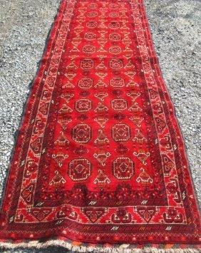 12B: TURKMEN CARPET
