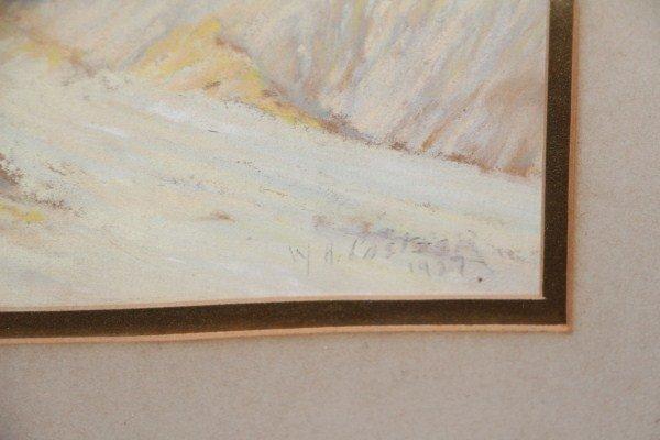 110A: WATERCOLOUR - W.H. CASTZER - 3