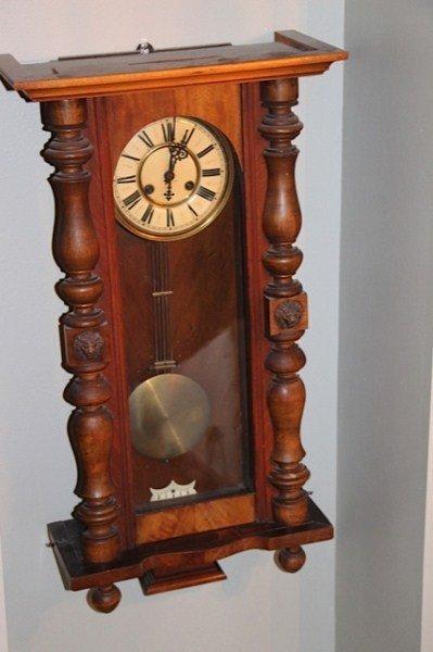 VENETIAN REGULATOR CLOCK