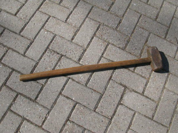 GRAND TRUNK RAILROAD SLEDGE HAMMER