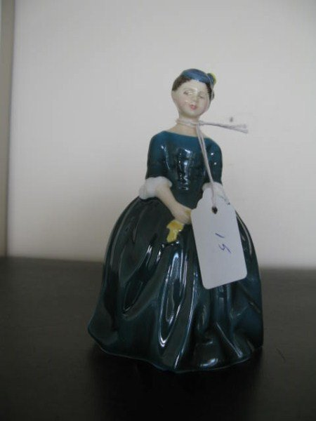 ROYAL DOULTON FIGURINE - CHERIE