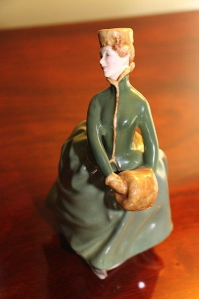 "ROYAL DOULTON ""GRACE"" FIGURINE"