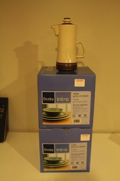 DENBY 1809 DISHES