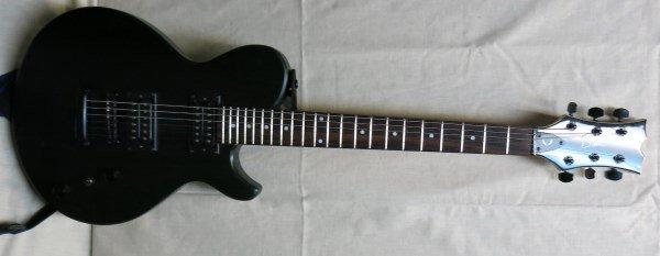 1990'S DEAN EVO LES PAUL GUITAR