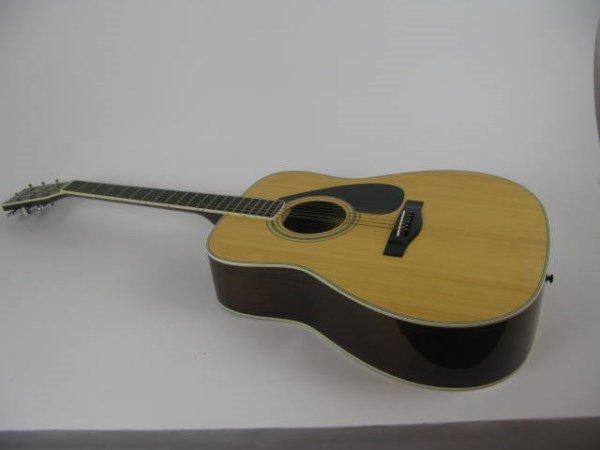 YAMAHA  DREADNAUGHT ACOUSTIC GUITAR MODEL FG-450SA - 2