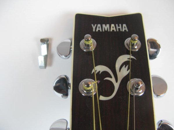 YAMAHA  DREADNAUGHT ACOUSTIC GUITAR MODEL FG-450SA - 4