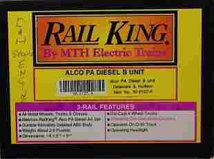 MTH RAIL KING #30-2127-A