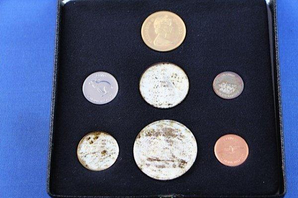 1867-1967 MINT CANADIAN CENTENNIAL COIN SET