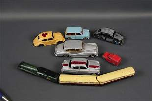 ASSORTED DINKY TOYS