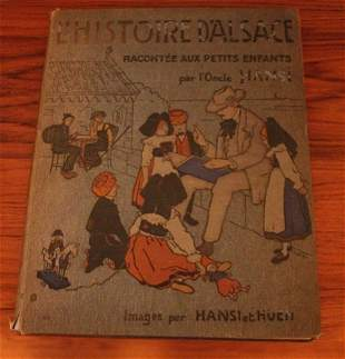 TWO EARLY 20TH C. FRENCH CHILDRENS BOOKS