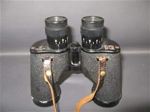VINTAGE BAUSCH AND LOMB ZEPHYR 7 X 35 BINOCULARS